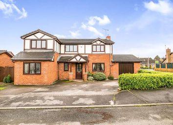 Thumbnail 4 bedroom detached house for sale in Oak Dene, Cross Lanes, Wrexham, Wrecsam