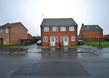Thumbnail 2 bed semi-detached house to rent in Piccard Drive, Spalding