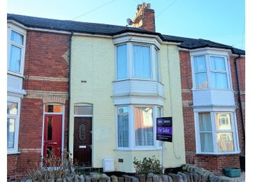 Thumbnail 3 bed terraced house for sale in Chickerell Road, Weymouth