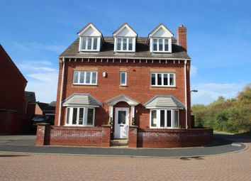 Thumbnail 5 bedroom detached house for sale in Dulwich Grange, Bratton, Telford