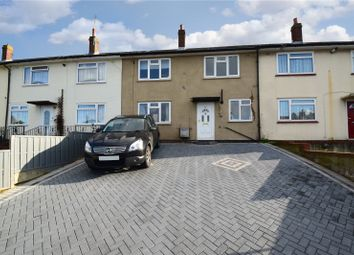 Thumbnail 3 bed terraced house for sale in Moultain Hill, Swanley, Kent