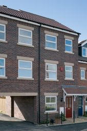 Thumbnail 4 bed town house for sale in Fox Covert Lane, Misterton, Nottinghamshire