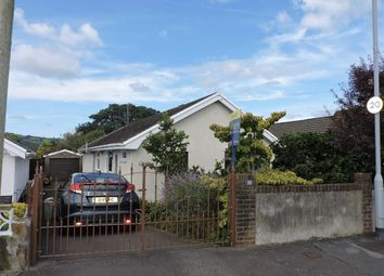 Thumbnail 3 bed detached bungalow for sale in Cefn Road, Glais, Swansea