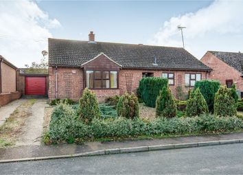 Thumbnail 2 bedroom detached bungalow for sale in Beechfields, Brandon