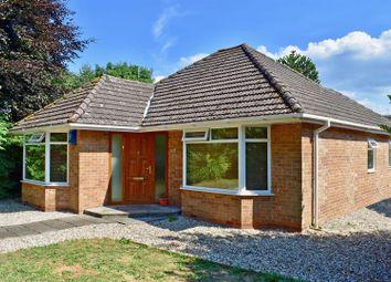Thumbnail 3 bed detached bungalow for sale in Corkscrew Lane, Taunton