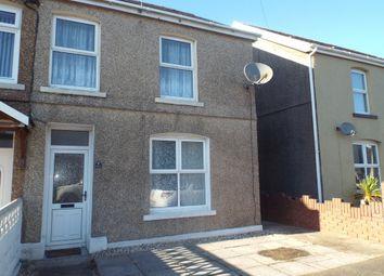 Thumbnail 3 bed semi-detached house for sale in Gorsddu Terrace, Penygroes, Llanelli