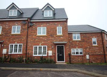 Thumbnail 4 bed town house to rent in Gauntley Gardens, Billinge, Wigan