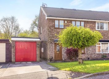 Thumbnail 3 bed semi-detached house for sale in Whernside Way, Leyland, Lancashire, .