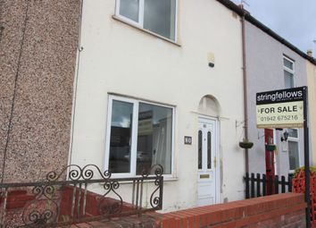 Thumbnail 2 bed terraced house to rent in Warrington Road, Leigh