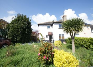 Thumbnail 3 bed semi-detached house for sale in Derrell Road, Paignton