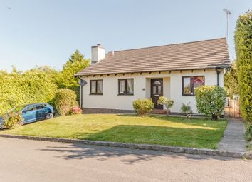 Thumbnail 2 bed detached bungalow for sale in Gostwyck Close, North Tawton, Devon