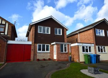 Thumbnail 3 bed detached house to rent in Bromley Gardens, Codsall, Wolverhampton