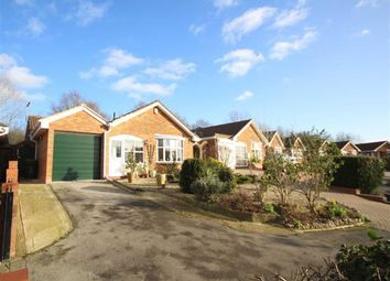 Thumbnail 3 bed detached bungalow for sale in Langdale Drive, Swindon, Wiltshire