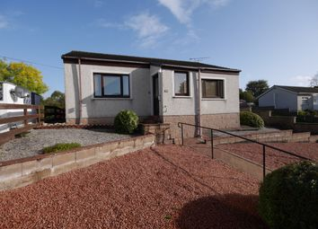 Thumbnail 2 bed detached bungalow for sale in 23 Bloomfield, Edinburgh Road, Dumfries