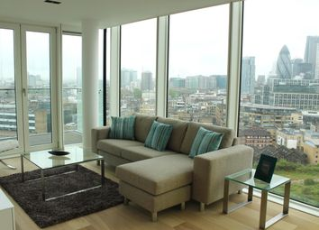 Thumbnail 2 bed flat to rent in Avantgarde Tower, Shoreditch, London