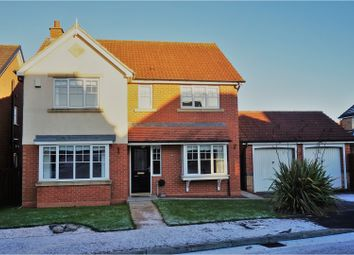 Thumbnail 4 bed detached house for sale in Aldeburgh Way, Seaham