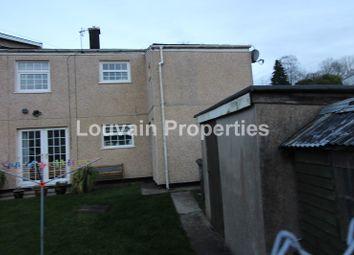 Thumbnail 3 bed property for sale in Cae Glas, Nantyglo, Ebbw Vale, Blaenau Gwent.
