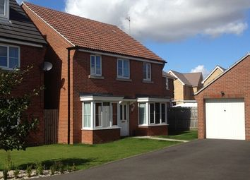 Thumbnail 4 bed detached house to rent in Kingscroft Drive, Welton, Brough
