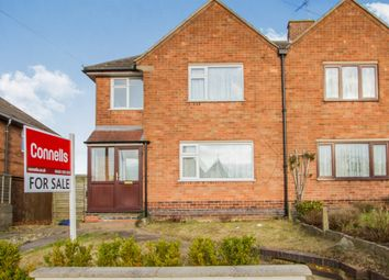 Thumbnail 3 bedroom semi-detached house for sale in Chapel Street, Earl Shilton, Leicester