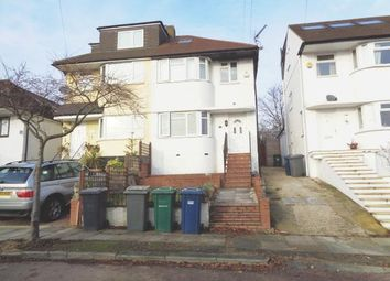 Thumbnail 3 bed semi-detached house for sale in Grants Close, Mill Hill