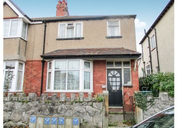Thumbnail 3 bed terraced house for sale in Llanelian Road, Colwyn Bay