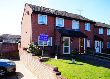 Thumbnail 3 bed end terrace house for sale in Sunbury Close, Bordon