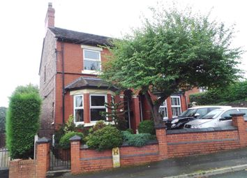 Thumbnail 3 bedroom semi-detached house to rent in Boon Hill Road, Bignall End, Stoke-On-Trent