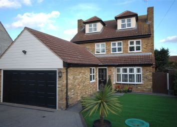 Thumbnail 5 bed detached house for sale in St Stephens Road, Cold Norton, Essex