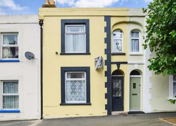 Thumbnail 3 bed terraced house for sale in Station Avenue, Sandown, Isle Of Wight
