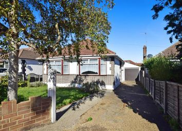Thumbnail 2 bed semi-detached bungalow for sale in Parsonage Manorway, Belvedere, Kent