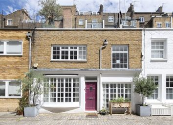 Smallbrook Mews, Paddington, London W2. 4 bed terraced house