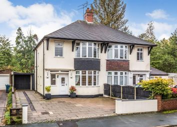 Thumbnail 3 bed semi-detached house for sale in Greenacres Avenue, Blythe Bridge, Stoke-On-Trent
