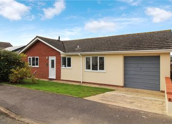 Thumbnail 3 bed detached bungalow for sale in Marlborough Close, Musbury, Axminster, Devon