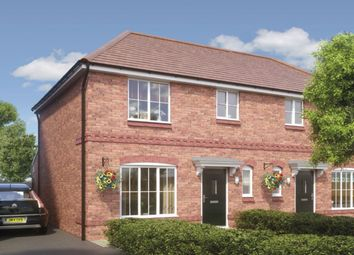 Thumbnail 3 bed semi-detached house for sale in The Ellesmere Gloucester Street, Atherton, Manchester