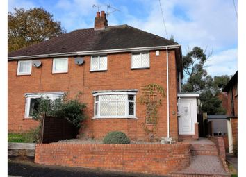 Thumbnail 2 bed semi-detached house for sale in Huntsmans Drive, Kinver