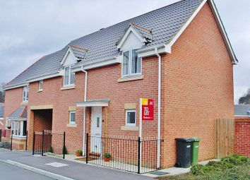 Thumbnail 2 bed property to rent in Fallow Crescent, Hedge End, Southampton