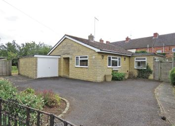 Thumbnail 2 bed detached bungalow for sale in Wellingborough Road, Finedon, Wellingborough