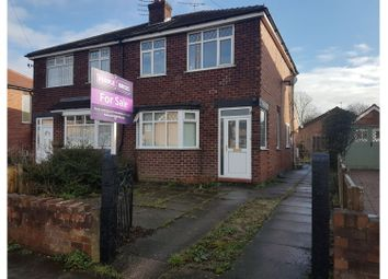 3 bed semi-detached house for sale in Hill Top Avenue, Winsford CW7