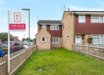 3 bed end terrace house for sale in Foreman Park, Ash GU12