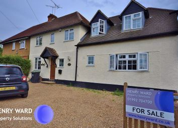 Thumbnail 3 bed semi-detached house for sale in Allmains Close, Nazeing, Waltham Abbey