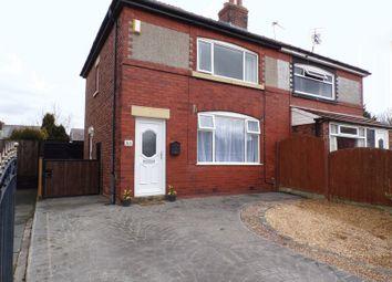 Thumbnail 3 bed semi-detached house for sale in Windsor Road, Walton Le Dale, Preston