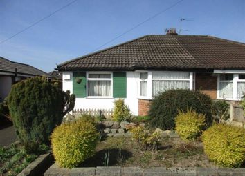 Thumbnail 2 bed detached bungalow for sale in Avon Road, Culcheth, Cheshire