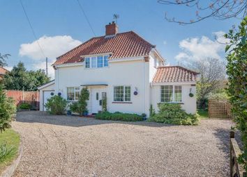 Thumbnail 5 bed detached house for sale in Thurton, Norwich, Norfolk