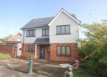 Thumbnail 5 bed detached house for sale in Main Road, Hawkwell, Hockley