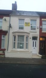 Thumbnail 2 bedroom shared accommodation to rent in Hannan Road, Liverpool, Merseyside