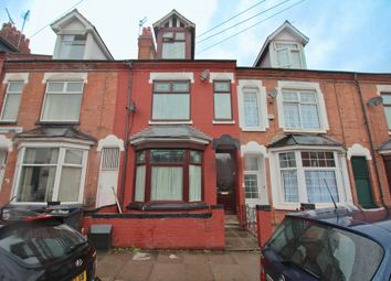 Thumbnail 5 bedroom town house for sale in Melbourne Road, Leicester