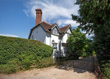 Thumbnail 4 bedroom detached house for sale in Lower Cookham Rd, Maidenhead, Berkshire