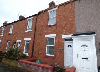 Thumbnail 2 bed terraced house for sale in Harrison Street, Carlisle, Cumbria
