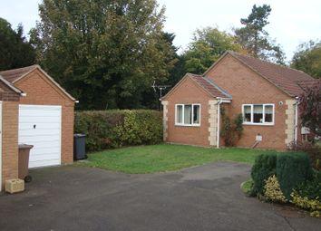 Thumbnail 2 bed detached bungalow to rent in Haverholme Close, Ruskington