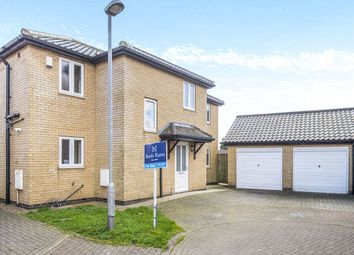 Thumbnail 4 bed detached house for sale in The Brambles, Easington, Hull